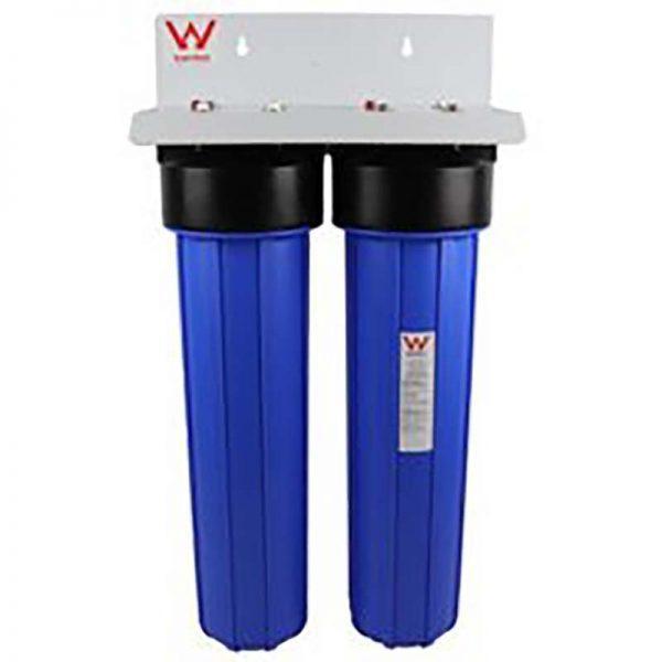 House Filter System flush