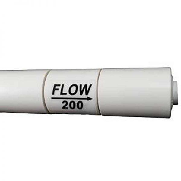Quick Connect Flow Restrictor200