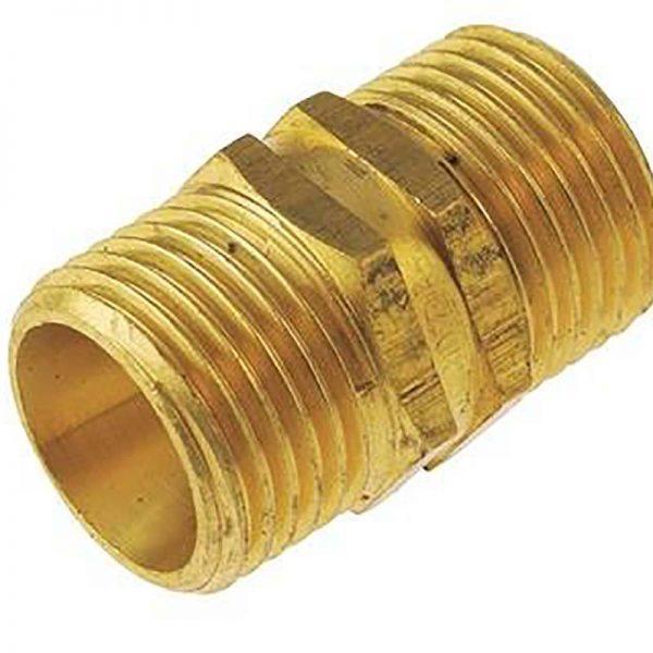 AB-Nipple-Brass-12x12
