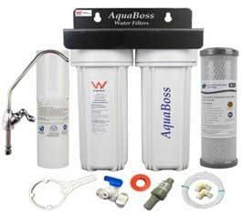 Advantages of an Undersink Water Filter System