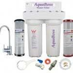 Installation Undersink Water Filter System